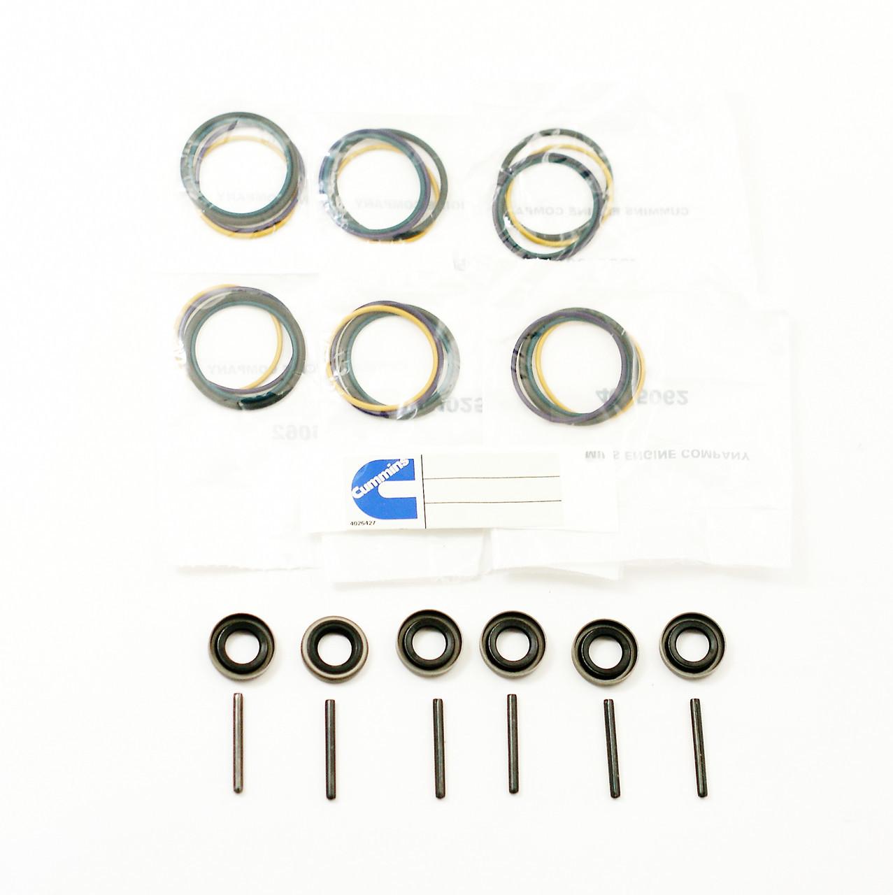 Набор уплотнительных колец под форсунки Cummins X Series 4025063 4025062