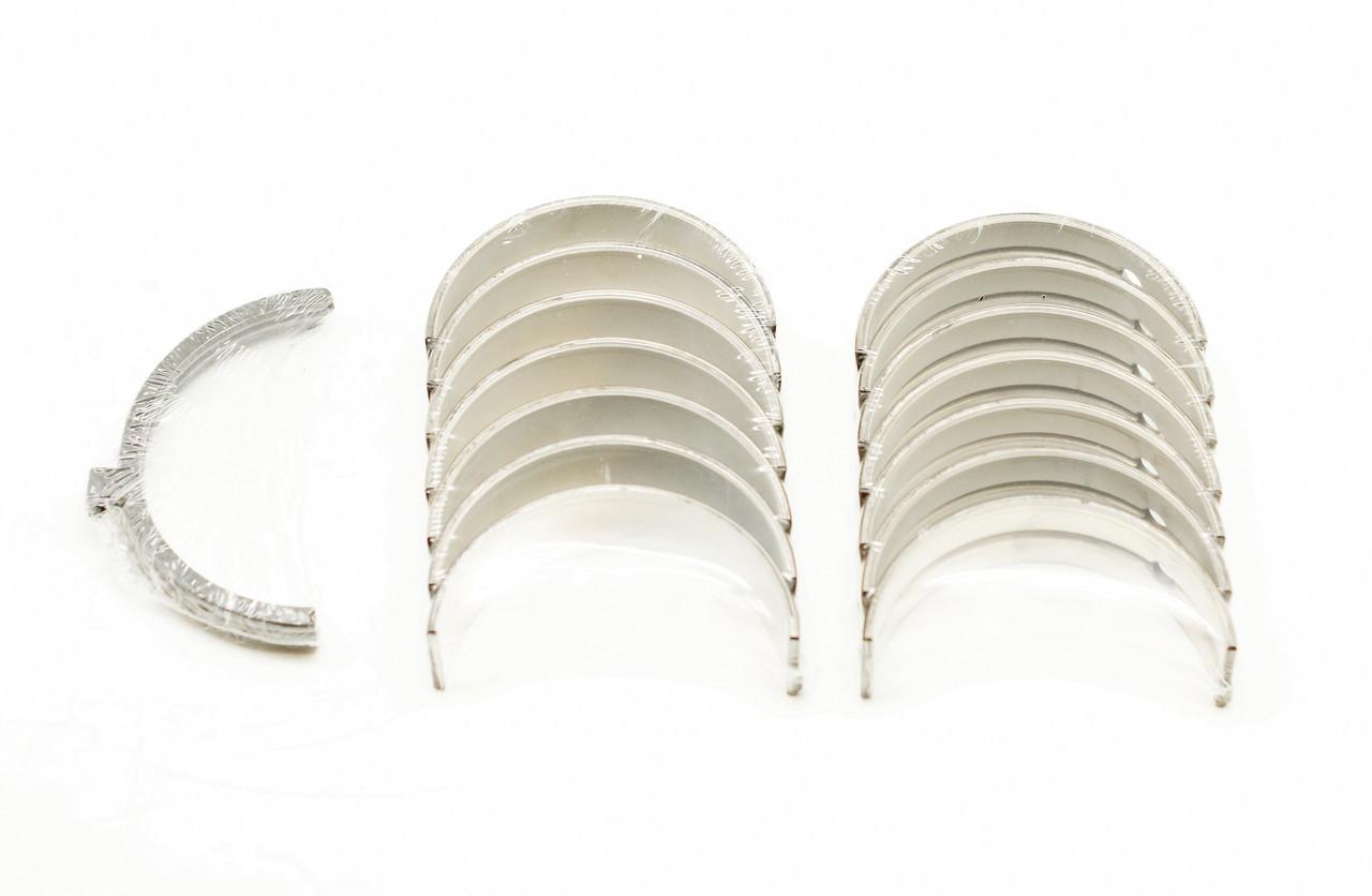 Комплект коренных вкладышей коленвала (первый ремонтный размер) Cummins M L10 Series 4025121 3400711