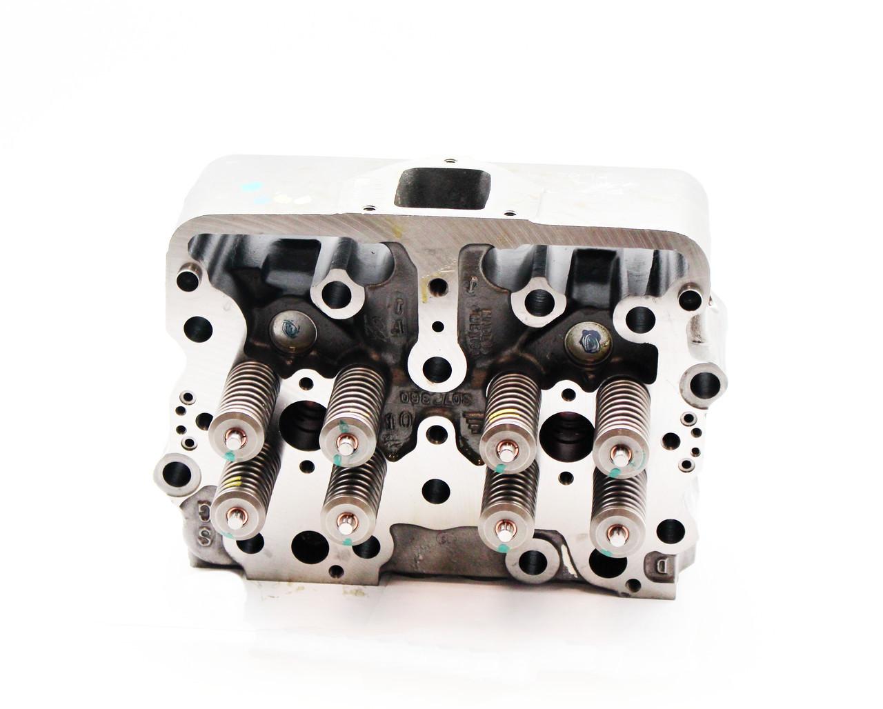 Головка блока цилиндров Cummins N Series 3406742RX 3411817