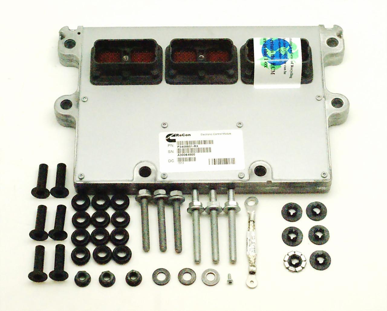 Модуль управления двигателем Cummins QSX15  4309175RX