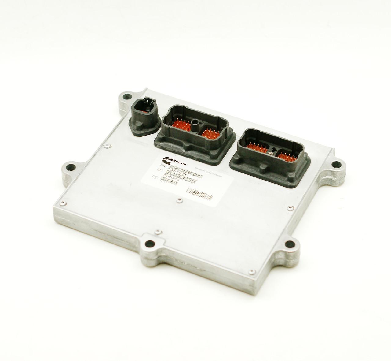 Модуль управления двигателем Cummins 4921776RX 4921797 4921776
