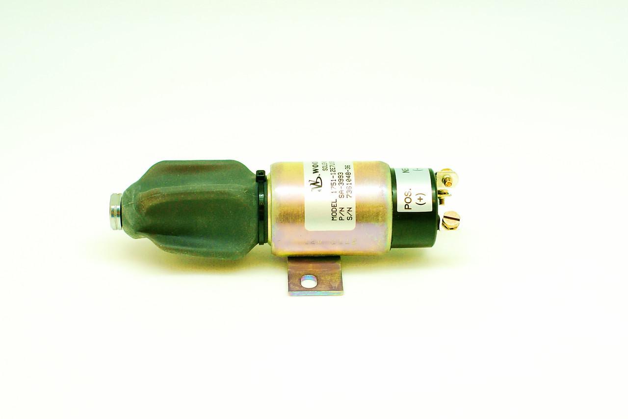 Соленоид топливного насоса Cummins B Series C6008158790