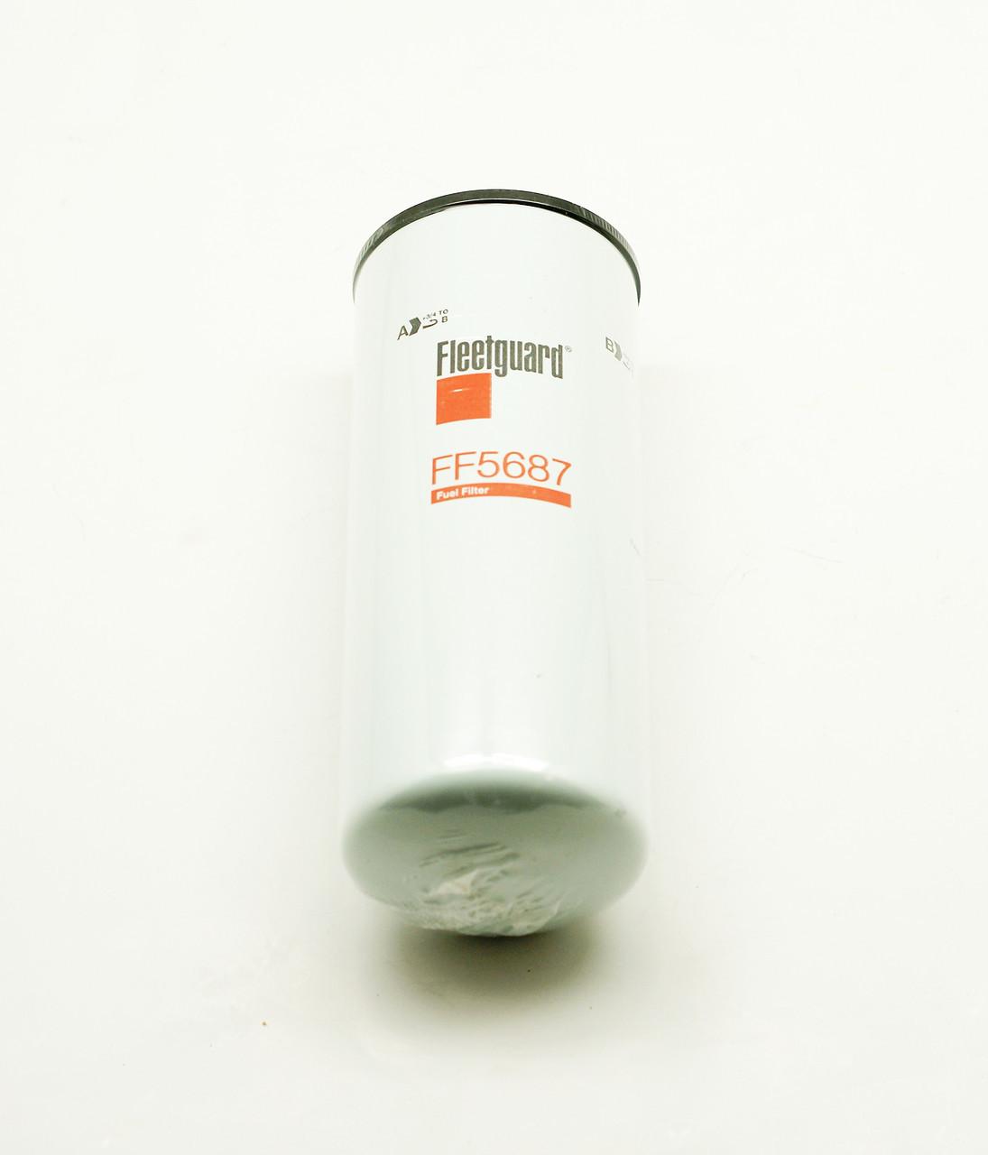 Фильтр топливный Fleetguard FF5687