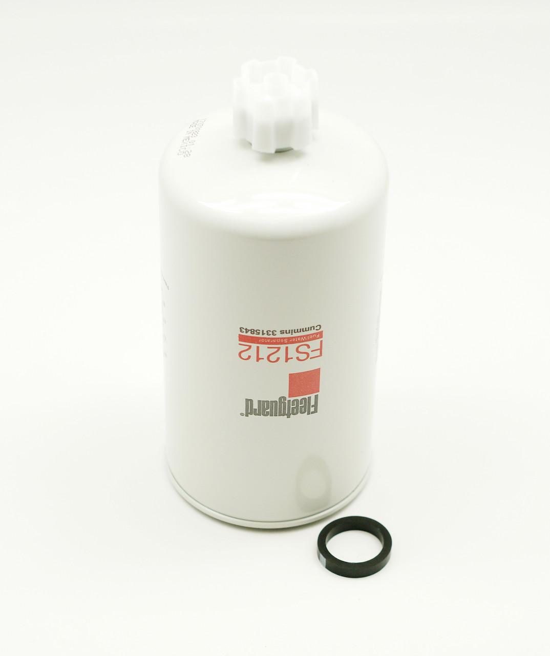 Фильтр топливный, сепаратор Fleetguard FS1212 3315843 3308638