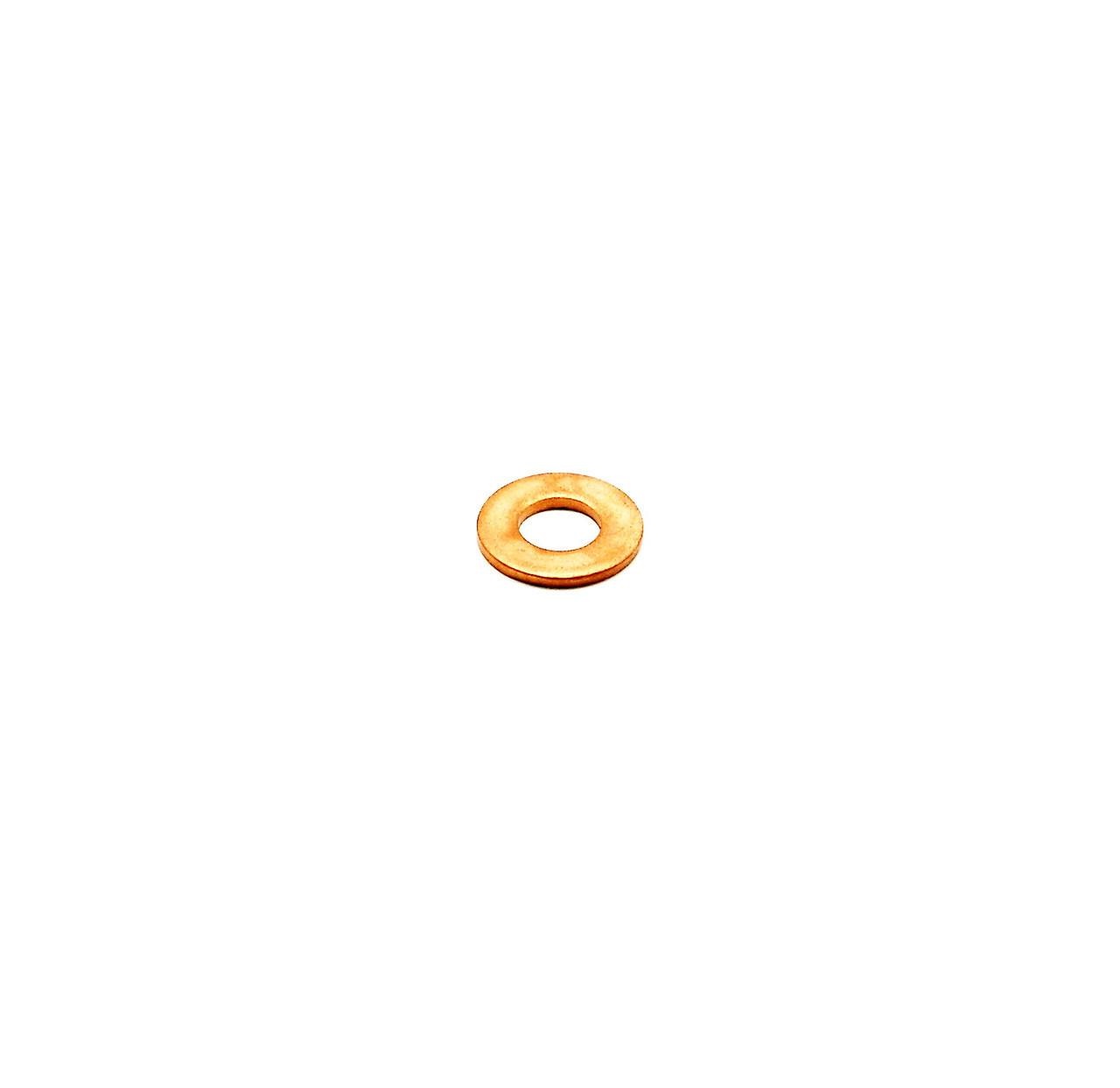 Кольцо медное уплотнительное форсунки Cummins B Series 3906659 C3906659 С3906659