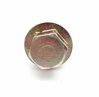 Пробка поддона резьбовая с магнитом Cummins ISL9, QSL 3924147, фото 1
