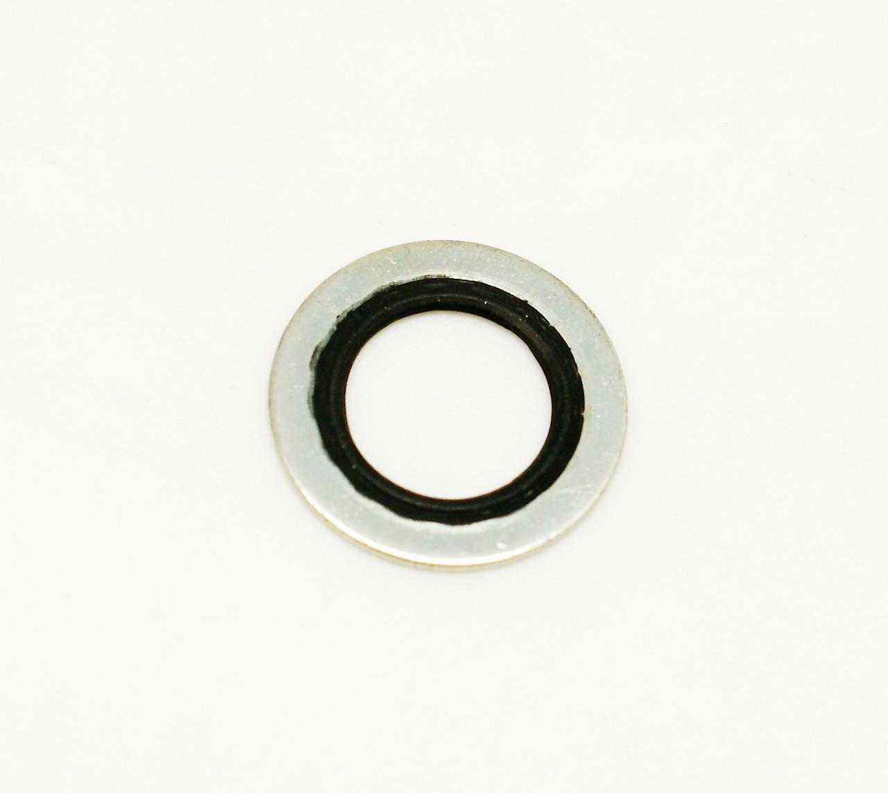 Шайба уплотнительная болта-штуцера топливной системы Cummins ISL9, QSL 3963991