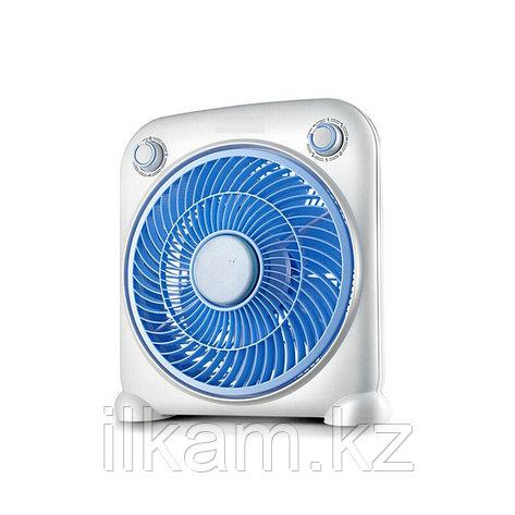 Вентилятор осевой с настенной панелью, фото 2