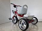 """Детский трехколесный велосипед """"Chang"""" с передней фарой, фото 2"""