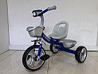 """Детский трехколесный велосипед """"Chang"""" с фонариком, фото 2"""