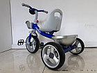 """Детский трехколесный велосипед """"Chang"""" с фонариком, фото 4"""