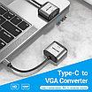 USB Type C 3.1 на VGA Адаптер, фото 3