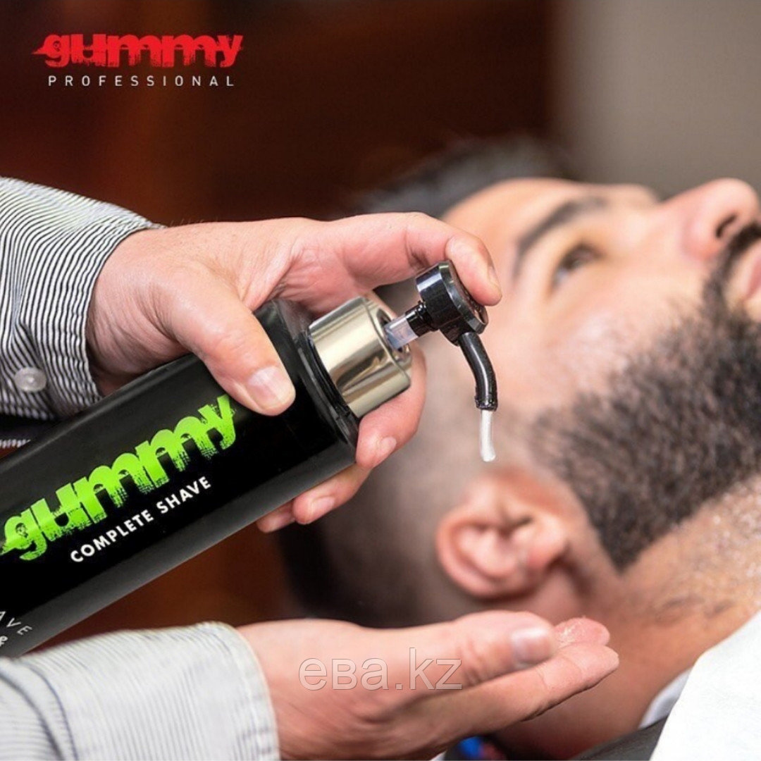 "Крем-одеколон ""INFINITY"" от Gummy Professional/ INFINITY Aftershave Cream Cologne, Complete Shave 375 ml."