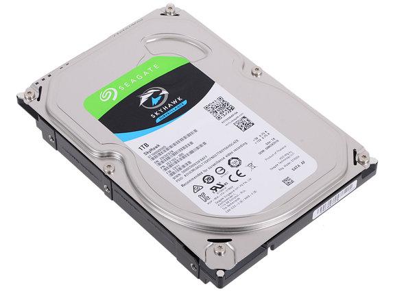 Жёсткий диск 1Tb Seagate SkyHawk ST1000VX005, фото 2