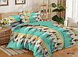 Комплект постельного белья 1,5 бамбук опт, фото 3