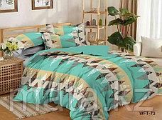 Комплект постельного белья 2.0 опт  бамбук, фото 3