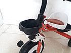 Детский трехколесный велосипед с мягким сидением, фото 2