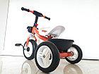 Детский трехколесный велосипед с мягким сидением, фото 4