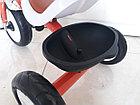 Детский трехколесный велосипед с мягким сидением, фото 5