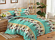Комплект постельного белья двухспальный бамбук, фото 4