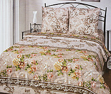 Комплект постельного белья двухспальный 100% хлопок, фото 2