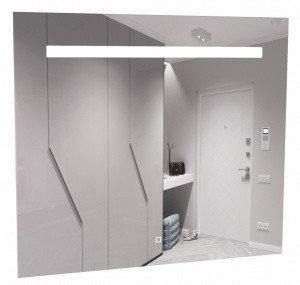 Зеркало Good Light 100 с подсветкой Домино, фото 2