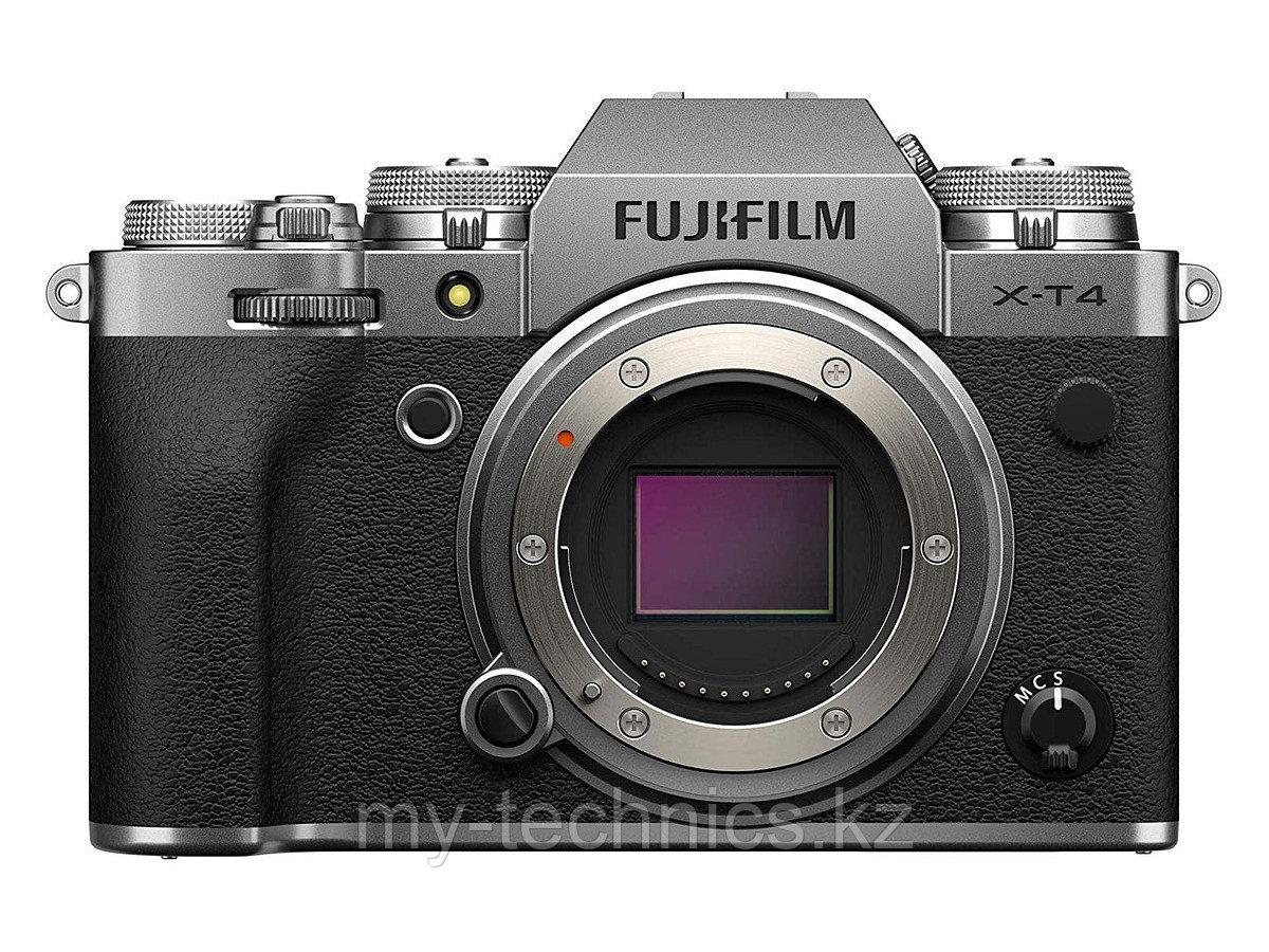 Фотоаппарат Fujifilm X-T4 Body Silver