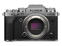 Фотоаппарат Fujifilm X-T4 Body Silver, фото 1