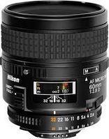 Объектив Nikon AF-S Micro 60mm F/2.8 G ED