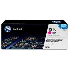 HP C9703A Картридж лазерный HP 121A пурпурный, ресурс 4000 стр, для Color LaserJet 2500/1500
