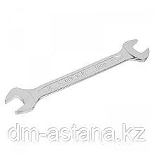 Ключ комбинированный с трещоткой 9 мм МАСТАК 021-30009H