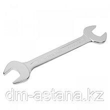 Ключ комбинированный с трещоткой 15 мм МАСТАК 021-30015H