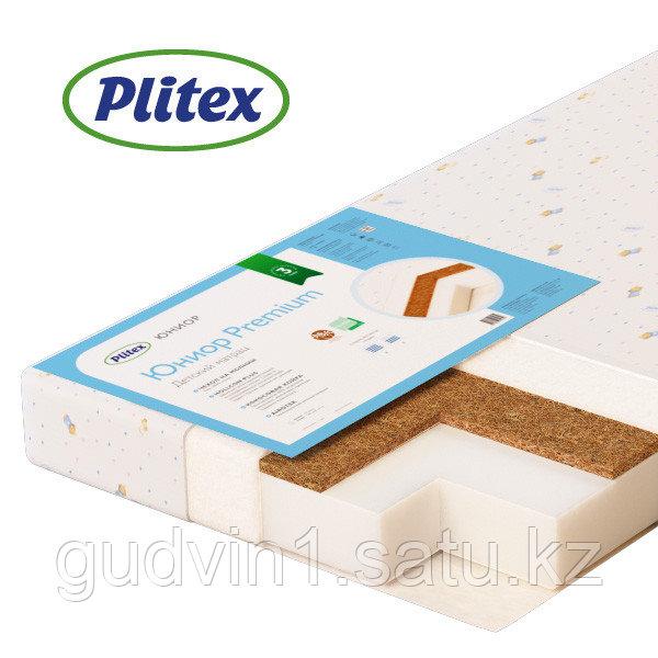 Детский матрас Plitex ЮНИОР-PREMIUM (119х60х7см) ЮП-119-01