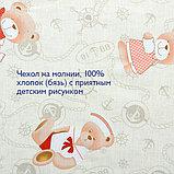 Детский матрас Plitex ЮНИОР-PREMIUM (119х60х7см) ЮП-119-01, фото 6