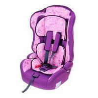 Автокресло-бустер Multi, группа 1-2-3, цвет фиолетовый 'Париж'