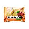 Бисквитное печенье Chikalab - Chika Biscuit (Яблочный штрудель), 50 г