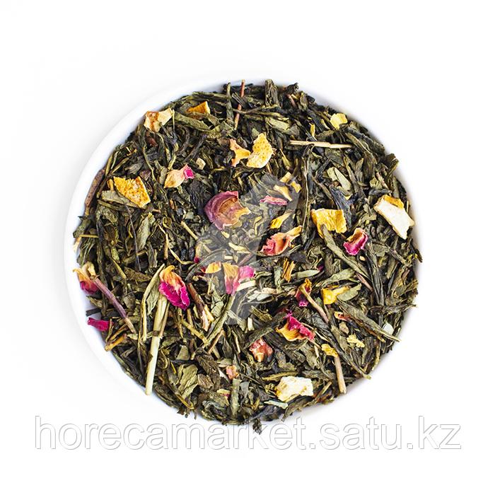 Green Tea Grapeberry-Грейпберри 100 гр