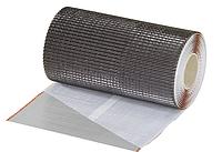 Гофрированная лента 5 м для примыканий Технониколь Nicoflex коричневая, фото 1