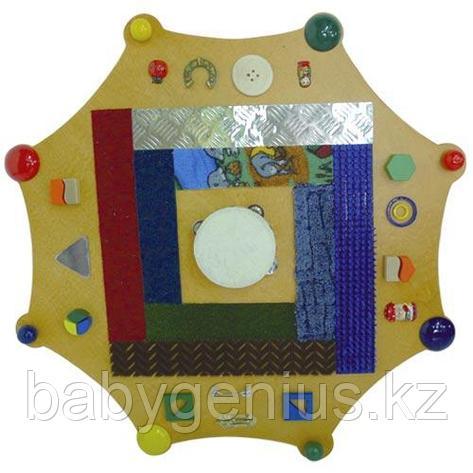 Тактильный диск с декоративными элементами, фото 2