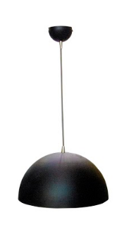 Светильник подвес RODOS Е27 черный