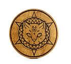 Алтарный пентакль Кот, фото 3