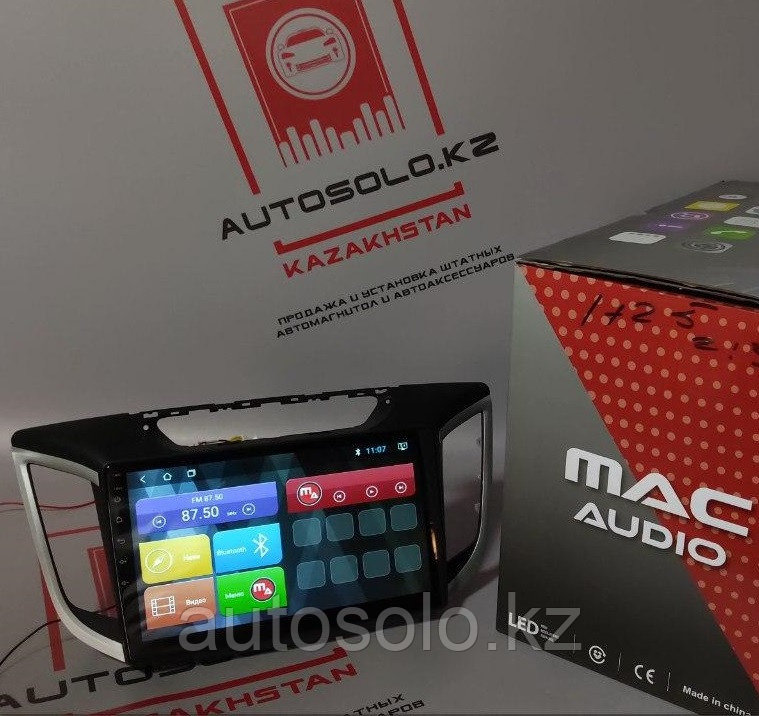 Штатная магнитола Hyundai Creta 2017 ANDROID Mac Audio
