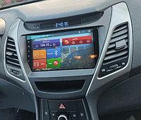 Штатная магнитола Mac Audio Hyundai Elantra 2010-2016 ANDROID