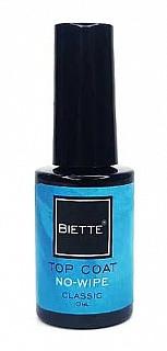 Топ для гель-лака Biette без липкого слоя (10 мл.)