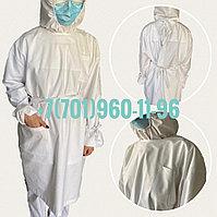 Противочумный костюм многоразового использования ХБ