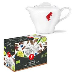 Пакетированный чай на чайник