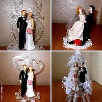 Жених и невеста (на свадебный торт) 1300тг.