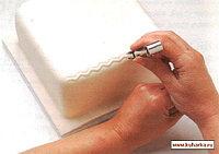 Щипцы для гофрировки, металлические, в наборе 3 шт