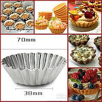 Металлическая форма для кекса
