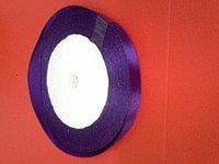 Атласная лента, фиолетовая